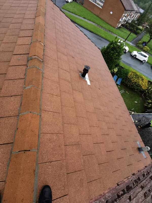 Roof cleaning services manchester